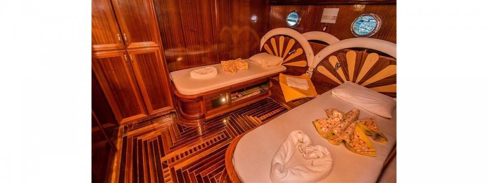 Location bateau Muğla pas cher Ketch - Luxe