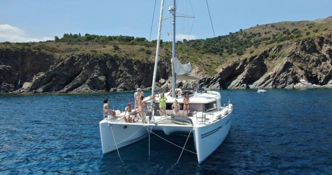 Louer Catamaran avec ou sans skipper Lagoon à La Capte