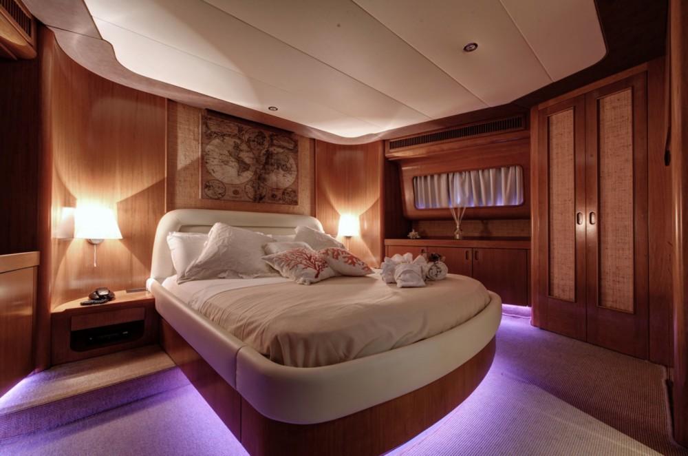 Location Yacht à Ibiza - CN Yacht DAVIDON