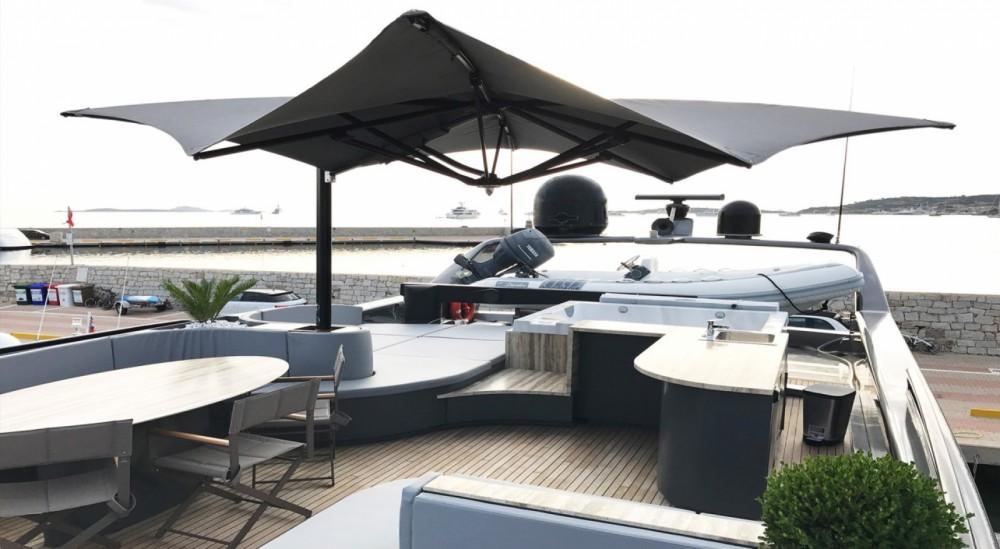 CN Yacht DAVIDON entre particuliers et professionnel à Ibiza