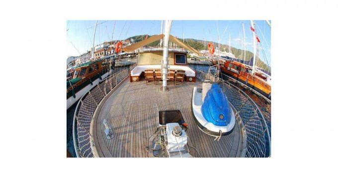 Location bateau Gulet Ketch - Deluxe à Marmaris sur Samboat