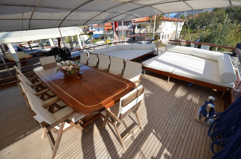 Location yacht à  - Gulet Ketch - Deluxe sur SamBoat