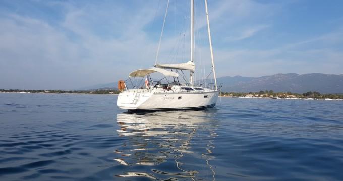 Location yacht à Sari-Solenzara - Jeanneau Voyage 11.20 sur SamBoat
