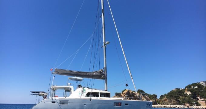 Location yacht à Hyères - Lagoon Lagoon 440 sur SamBoat
