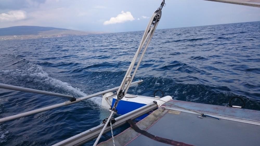 Location Catamaran à  - Dart dart 18