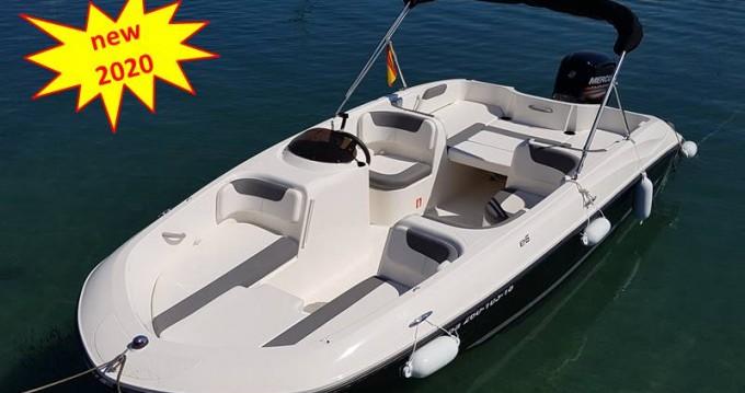 Location bateau Can Pastilla pas cher Q600 'Atlas' (8p/115hp)