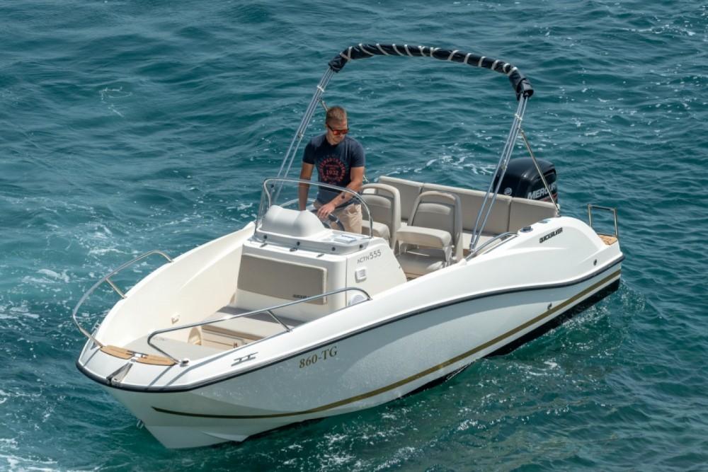 Location bateau Palma pas cher Q555 'Astreo' (6p/115hp)