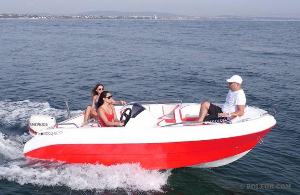 Location yacht à Palma - Boleor B480 'Calypso' (no licence) sur SamBoat