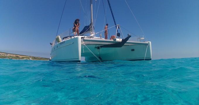 Location yacht à Vilanova i la Geltrú - Fountaine Pajot Belize 43 sur SamBoat