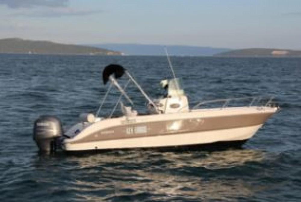 Location bateau Sessa Marine Key Largo 22 Deck à Grad Kaštela sur Samboat