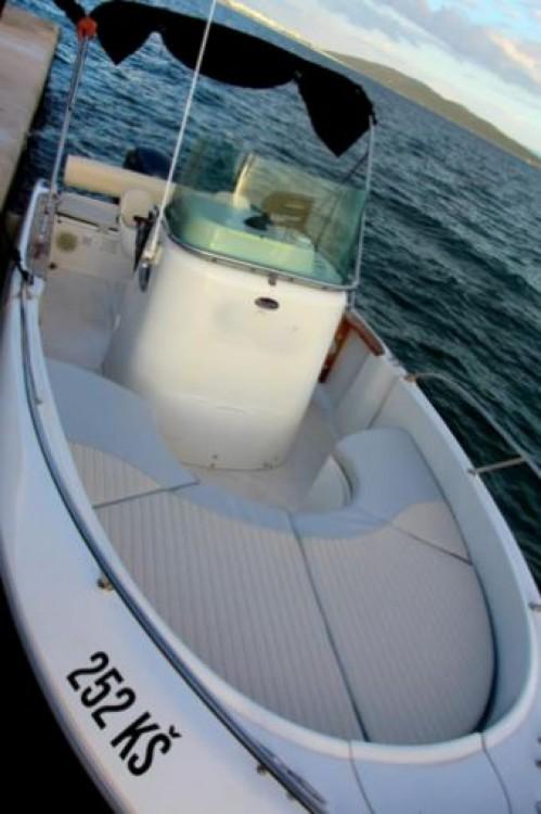 Location yacht à Grad Kaštela - Sessa Marine Key Largo 22 Deck sur SamBoat