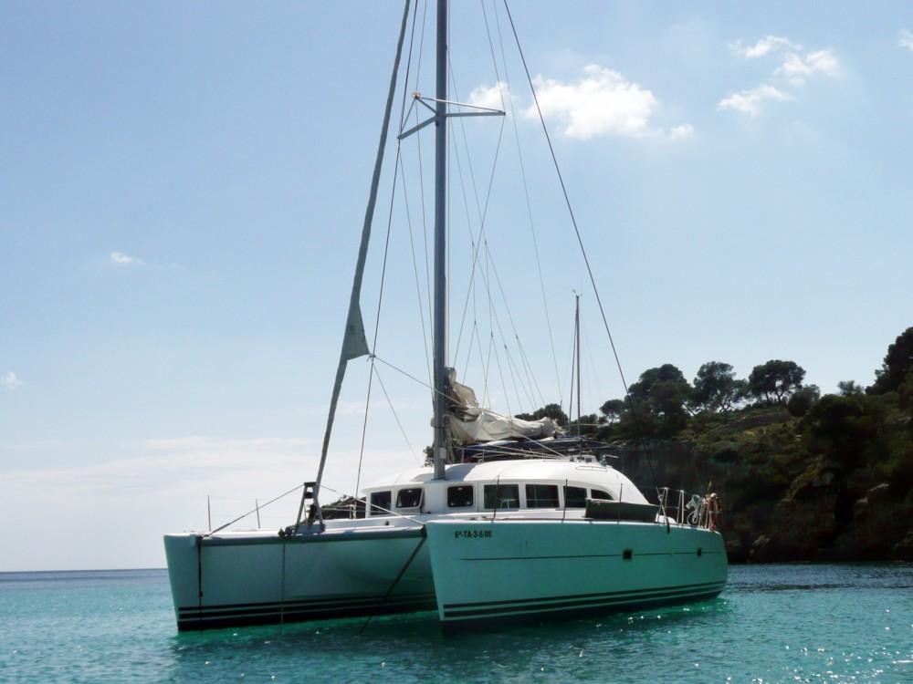 Louer Catamaran avec ou sans skipper Lagoon à Ibiza