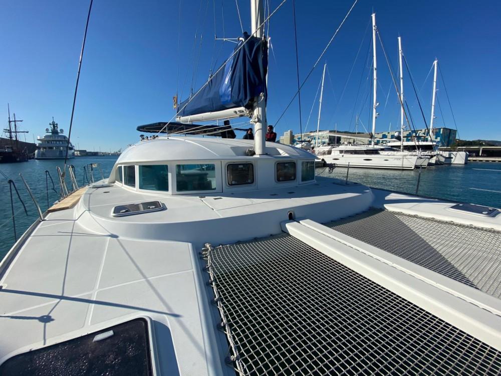 Louez un Lagoon Lagoon 380 à Ibiza