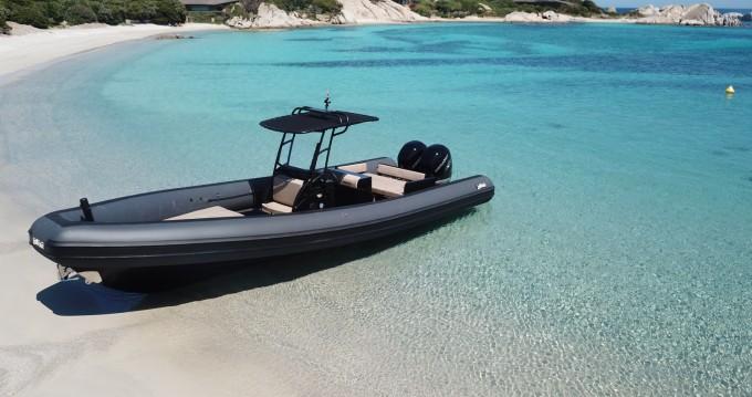 Location yacht à Cogolin - Sea Water PHANTOM 300 sur SamBoat