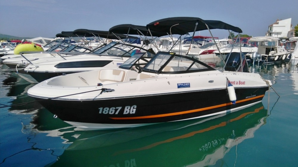 Location bateau Bayliner VR4OE à Biograd na Moru sur Samboat