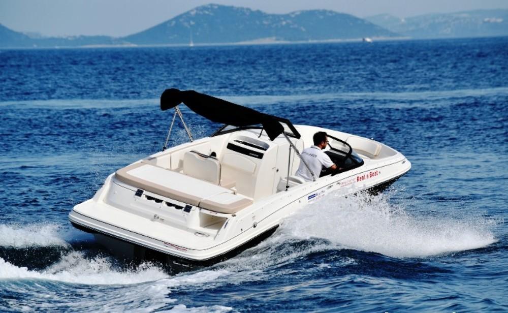 Location bateau Bayliner VR6 à Grad Biograd na Moru sur Samboat