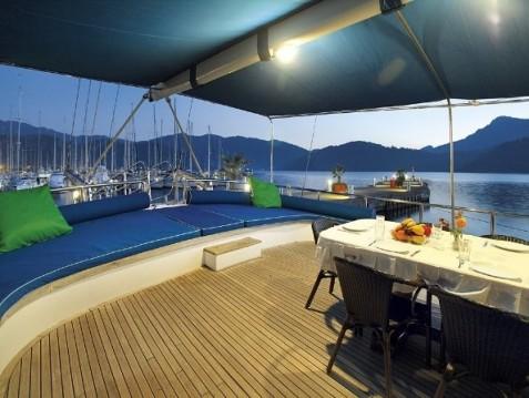 Location Yacht KECH avec permis