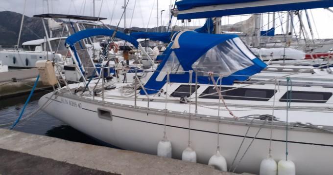 Location bateau Saint-Florent pas cher Sun Kiss 47