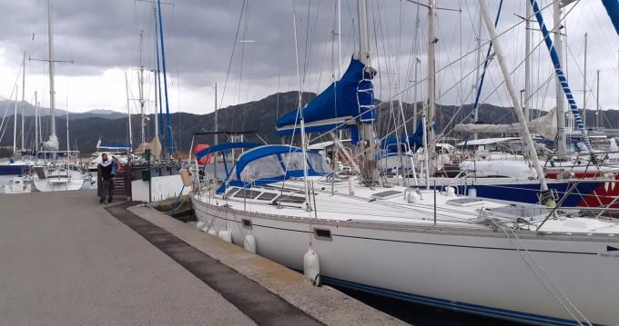 Location yacht à Saint-Florent - Jeanneau Sun Kiss 47 sur SamBoat