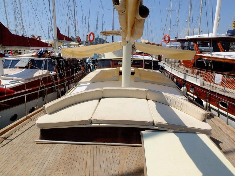 Location bateau Muğla pas cher STD.