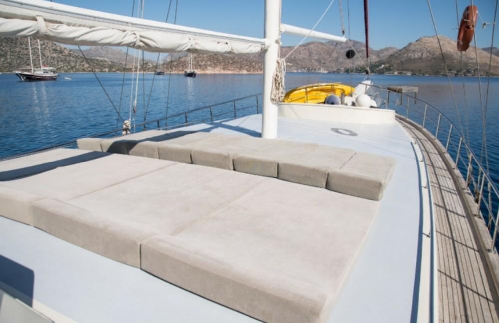 Yacht à louer à Marmaris au meilleur prix