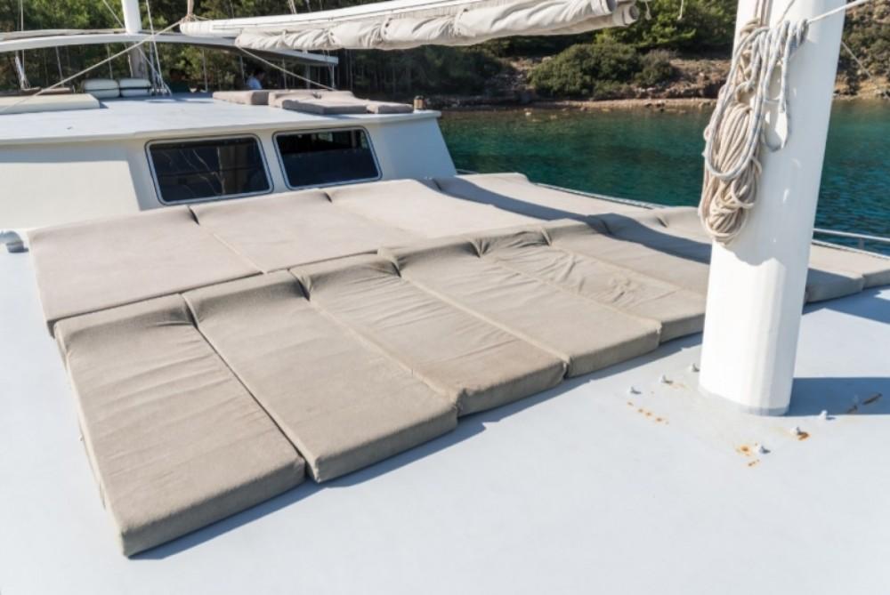 Location yacht à Marmaris - GULET KECH LUXURY sur SamBoat
