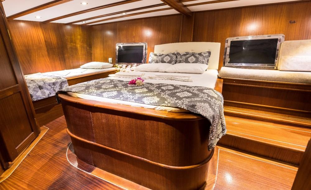 Location bateau Marmaris pas cher LUXURY