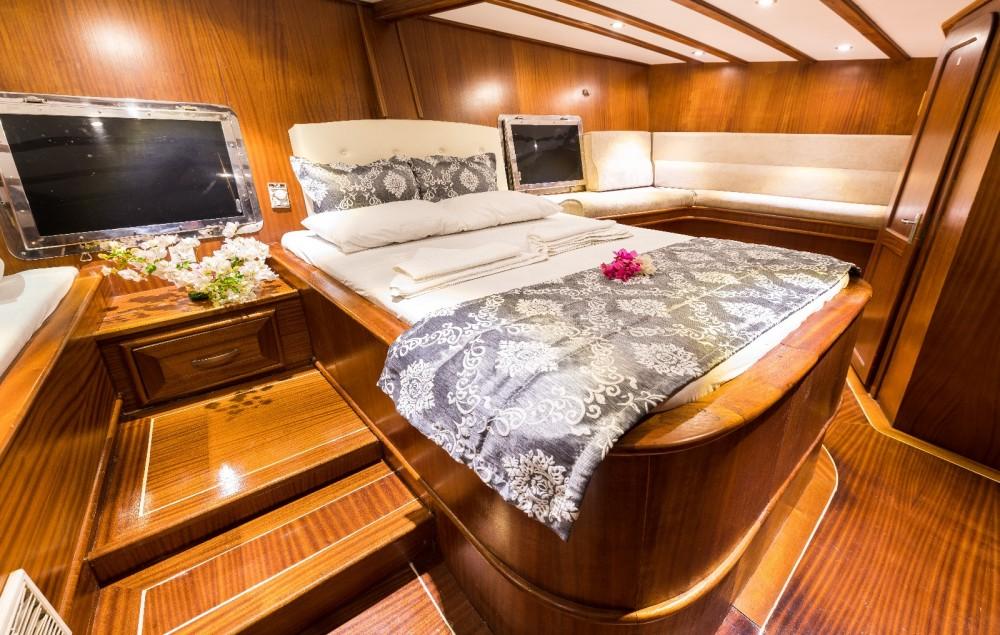 Location Yacht GULET KECH avec permis