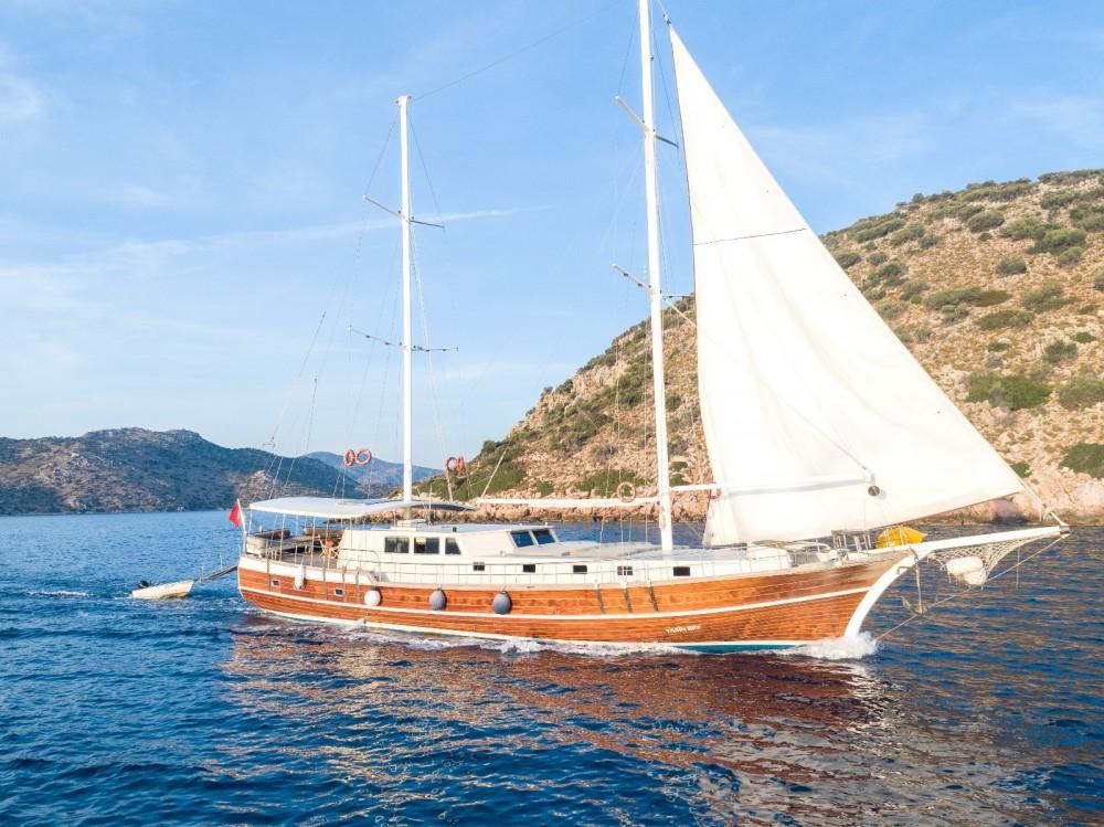 Location Yacht à Marmaris - GULET KECH LUXURY