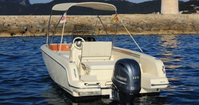 Location yacht à Port d'Andratx - Invictus  Invictus 190 FX sur SamBoat