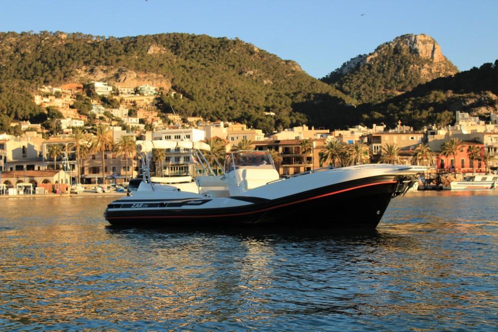 Location bateau Zar Formenti Zar 75 Suite à Andratx sur Samboat