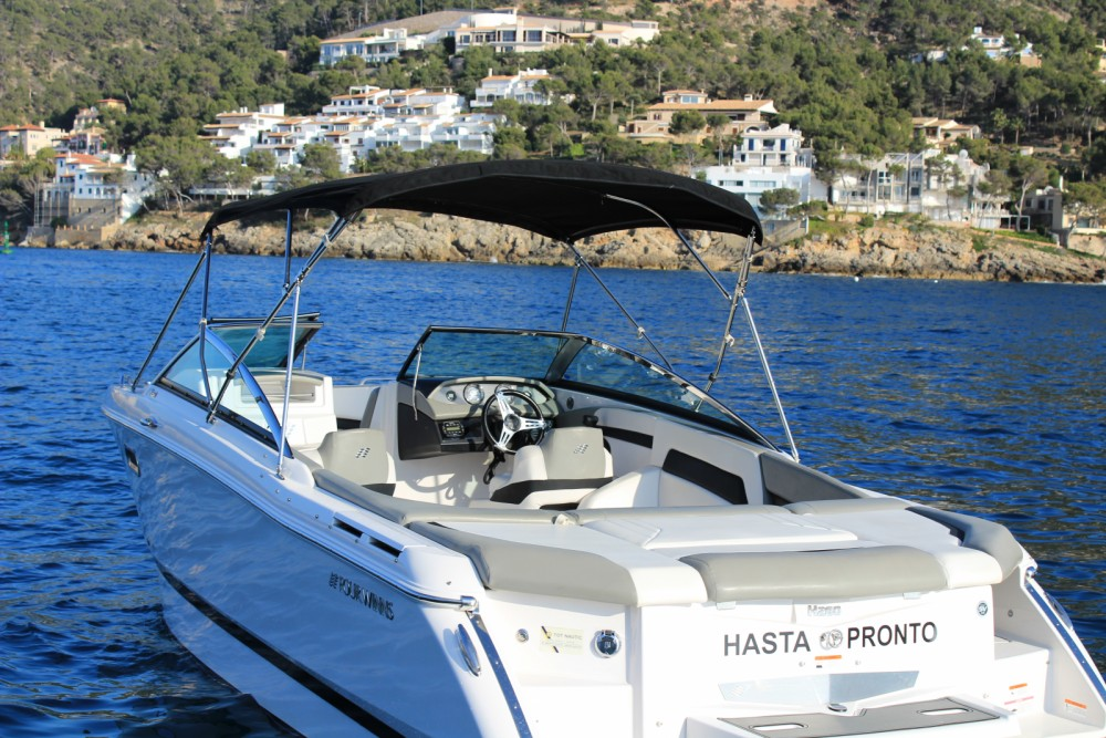Location yacht à Andratx - Four Winns H 260 sur SamBoat