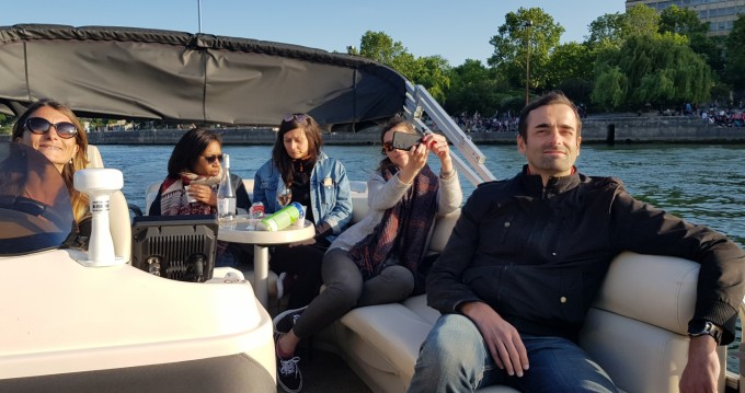 Smokercraft Sunchaser entre particuliers et professionnel à Paris