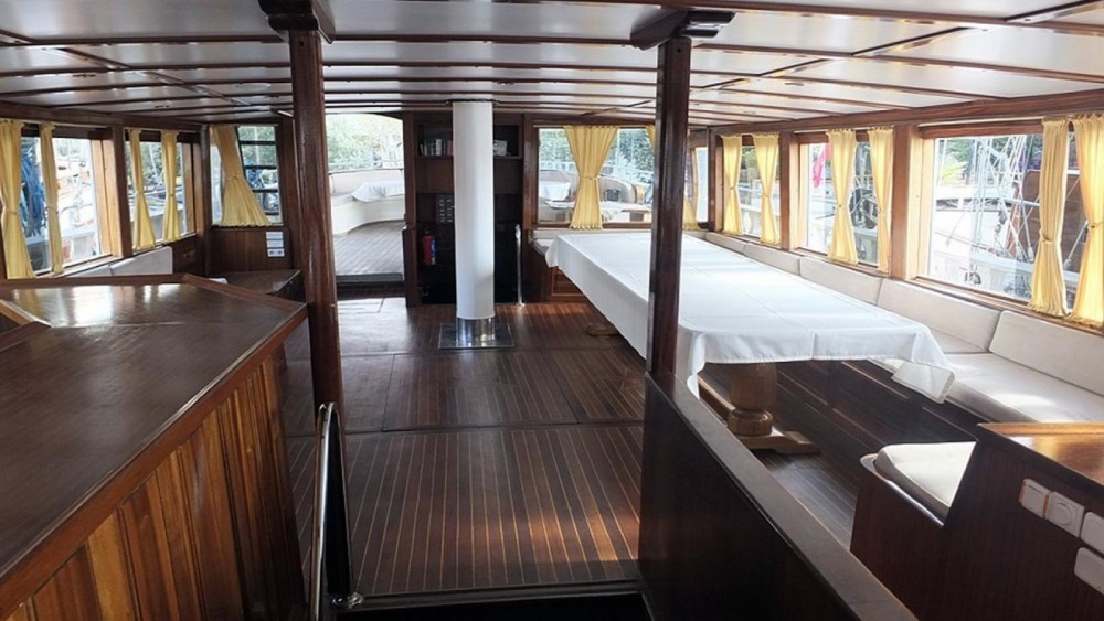 Location bateau Ege Bölgesi pas cher Ketch - Deluxe