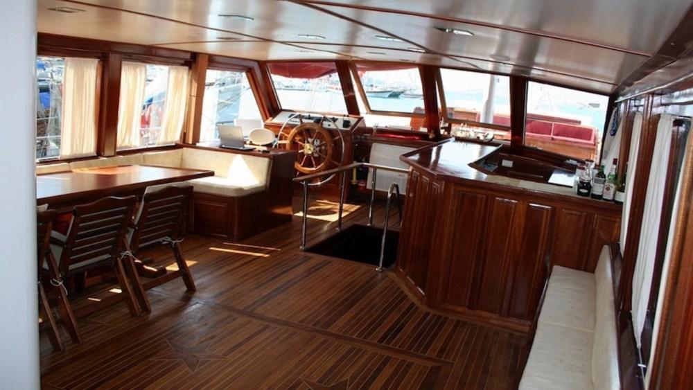 Location bateau Gulet Ketch - Deluxe à Ege Bölgesi sur Samboat