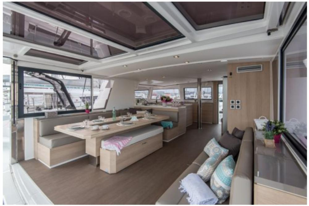 Location yacht à Martinique - Bali Catamarans Bali 5.4 Crewed sur SamBoat