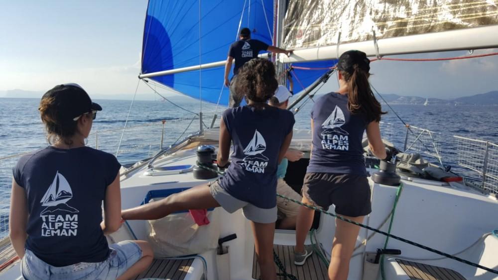 Yacht-Charter in Bandol - Jeanneau Sun Fast 43 auf SamBoat