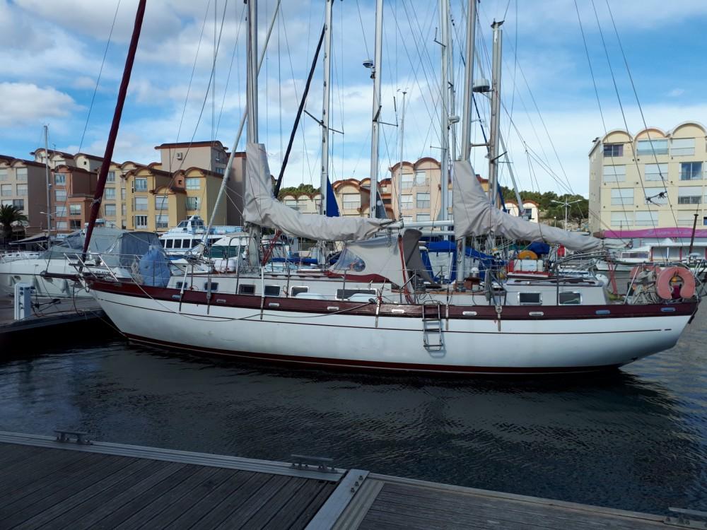 Location yacht à Vendres - Chassiron ketch43TDM sur SamBoat