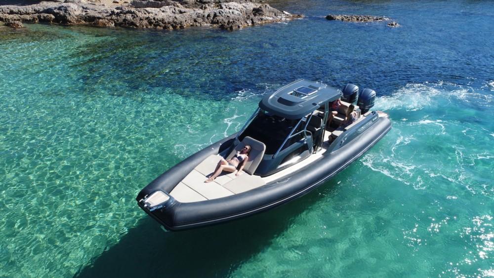 Louez un Joker Boat Clubman 35 à Cogolin