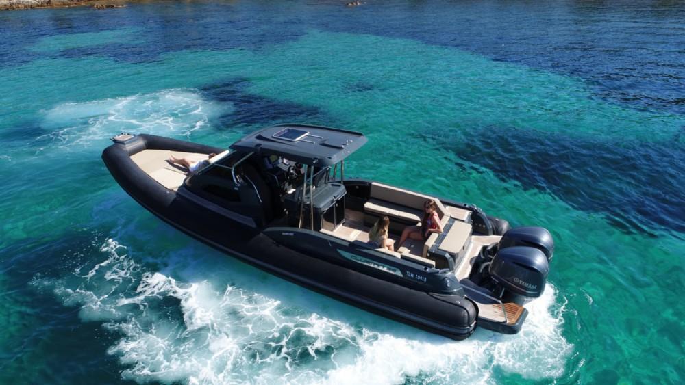 Location yacht à Cogolin - Joker Boat Clubman 35 sur SamBoat