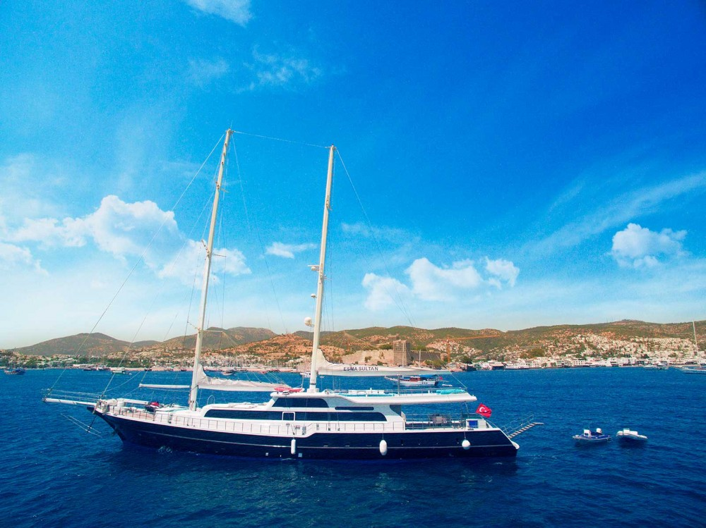 Location yacht à Ege Bölgesi - Gulet Ketch Ultra - Deluxe sur SamBoat