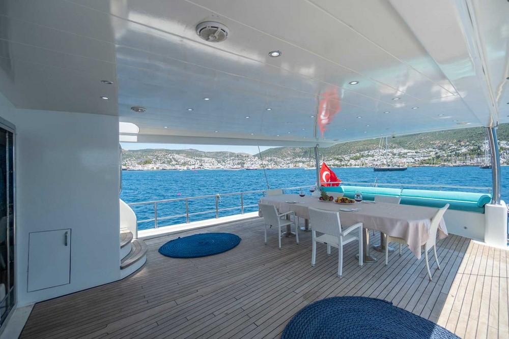 Location bateau Ege Bölgesi pas cher Ketch Ultra - Deluxe