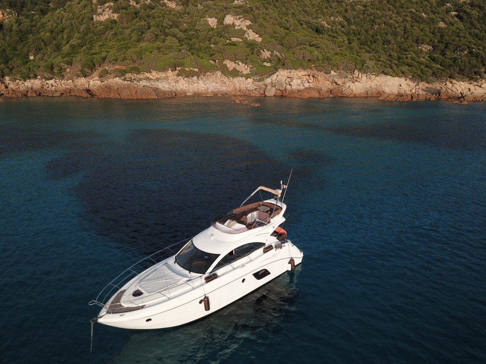 Boat rental Ajaccio cheap Monte Carlo 47 Fly