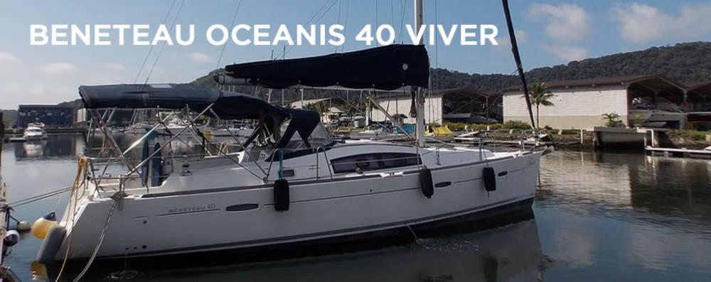 Louez un Bénéteau Oceanis 40 à Paraty