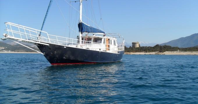Location Voilier Bruce Roberts Yachting Design avec permis