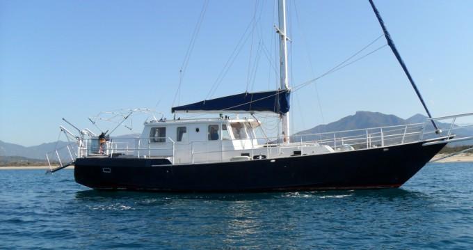Location bateau Bruce Roberts Yachting Design 53 Sloop à Ajaccio sur Samboat