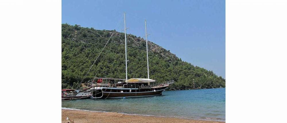 Location bateau Égée pas cher Ketch - Deluxe