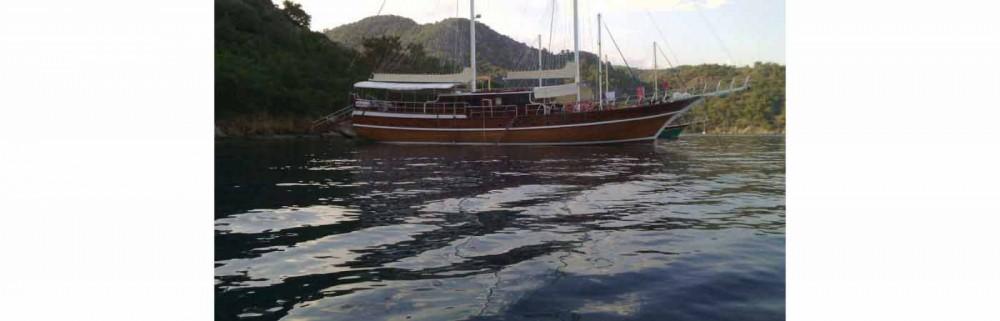 Louer Voilier avec ou sans skipper Gulet à Égée
