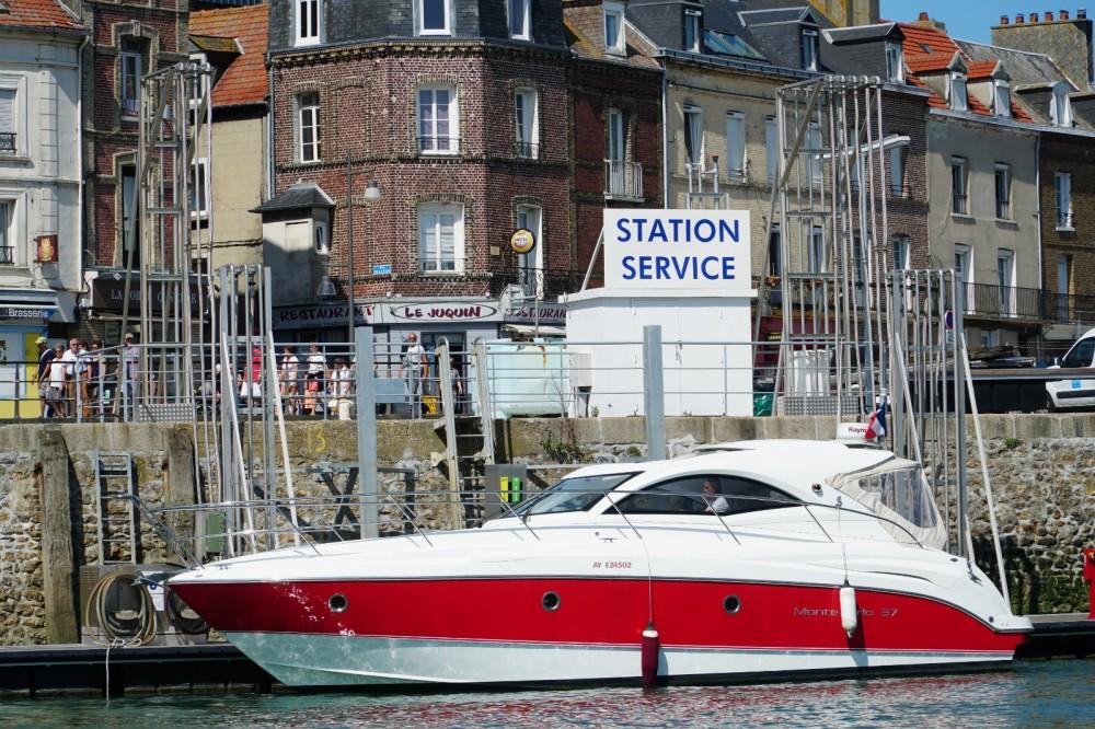 Louez un Bénéteau Monte Carlo 37 HT à Boulogne-sur-Mer