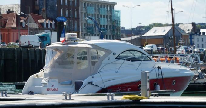 Location bateau Boulogne-Sur-Mer pas cher Monte Carlo 37 HT
